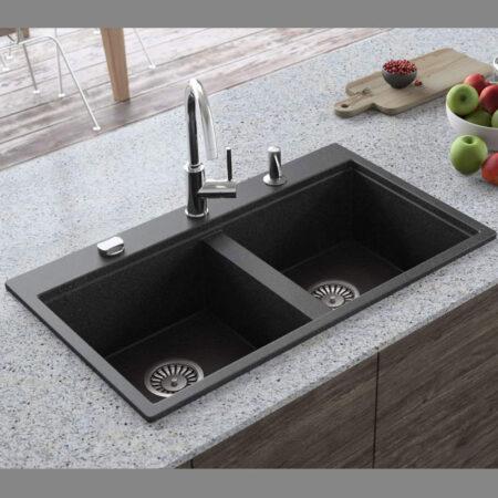 CD06 450x450 - Chậu rửa chén đá VN sản xuất CD06