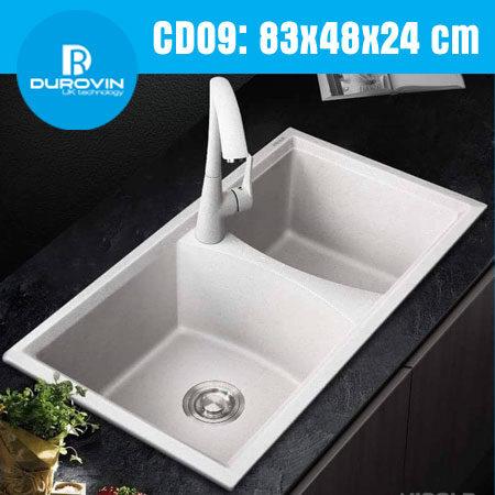 CD09 450x450 - Chậu rửa chén đá VN sản xuất CD09