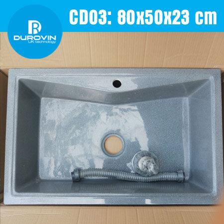 Cd03 450x450 - Chậu rửa chén đá VN sản xuất CD03