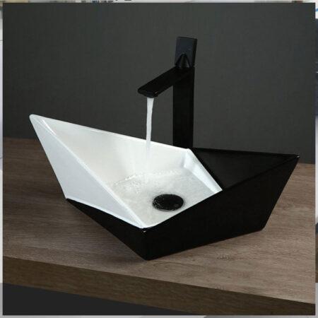 Lavabo de ban thuyen 450x450 - Lavabo thuyền để bàn LVB9002