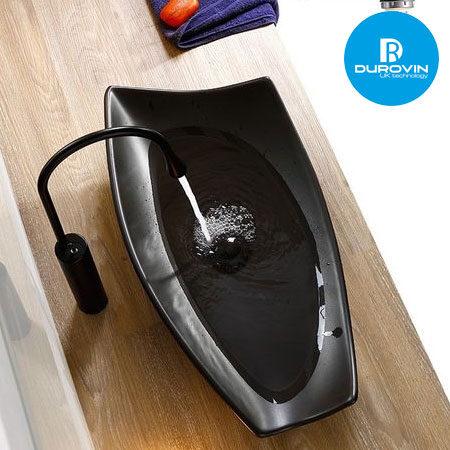 lavabo thuyen 2 450x450 - Lavabo thuyền nghệ thuật đen