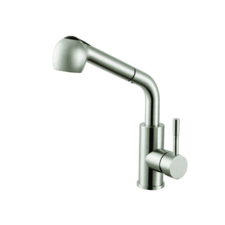 K6008 450x450 - Vòi rửa chén nóng lạnh inox 304 K6008