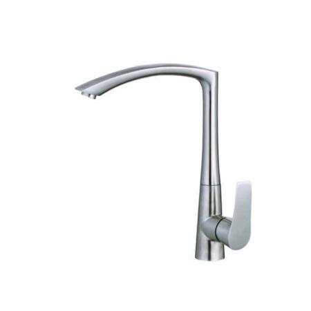 K6011 450x450 - Vòi rửa chén nóng lạnh inox 304 K6011