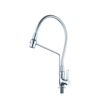 K7015 450x450 - Vòi rửa chén lạnh đồng thau K7015