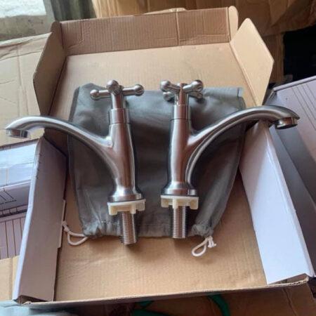 VL006 450x450 - Vòi lavabo lạnh VL006