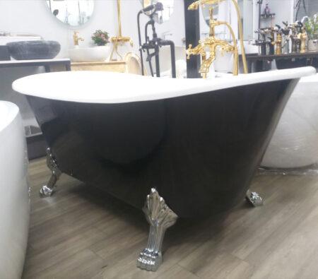 Chanrong CRV001D2 1 450x395 - Bồn tắm chân rồng màu đen BTC001 1700x800
