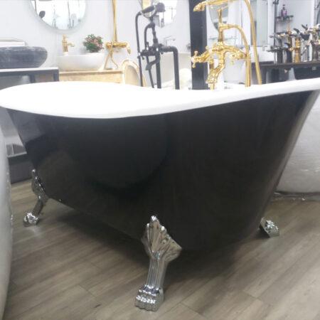 Chanrong CRV001D2 1 450x450 - Bồn tắm chân rồng màu đen BTC001 1700x800