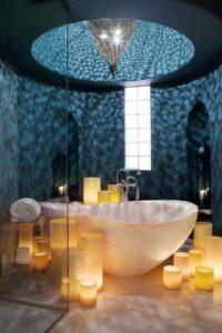 khong gian bon tam dep 9 200x300 - Durovin - Tổng kho phân phối thiết bị vệ sinh nhà tắm, nhà bếp