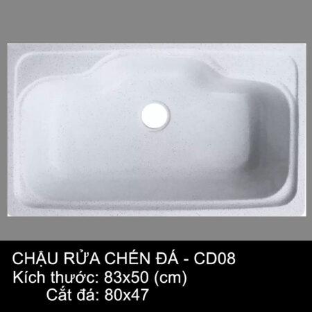 CD08 1 450x450 - Chậu rửa chén đá VN sản xuất CD08