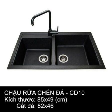 CD10 1 450x450 - Chậu rửa chén đá VN sản xuất CD10