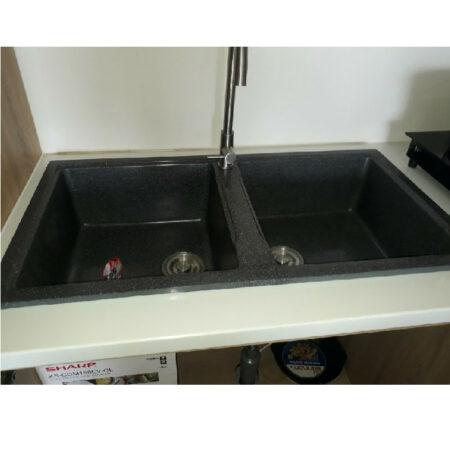 CD13 450x450 - Chậu rửa chén đá VN sản xuất CD13