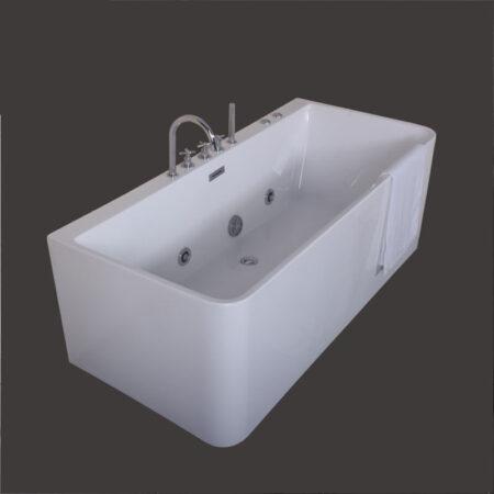 BSZ B824 450x450 - Bồn tắm nhập khẩu có massages BSZ-B834