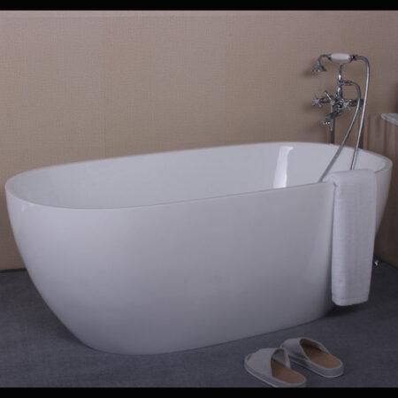 BSZ B835 450x450 - Bồn tắm nhập khẩu oval BSZ-B835
