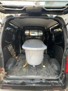 bon tam chan rong 4 225x300 - [HÌNH THẬT TẾ] Bồn tắm chân rồng 1m5 tại nhà khách