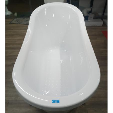 chanrong 1m5 2 450x450 - Bồn tắm chân rồng kích thước 1m5 Arcylic CRV003